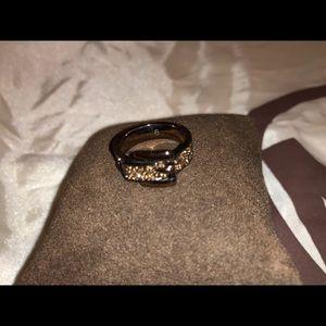 Michael kors crystal ring